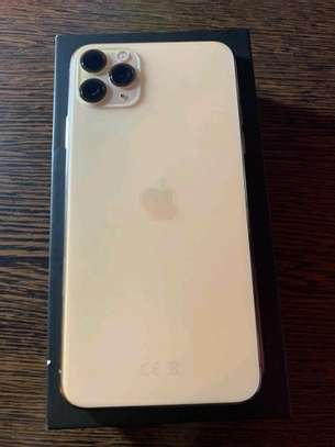 Apple Iphone 11 Pro Max / 512 Gigabytes / Gold And Wireless Airpods image 1