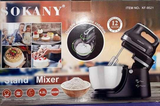 Sokany 4.2l stand mixer image 1
