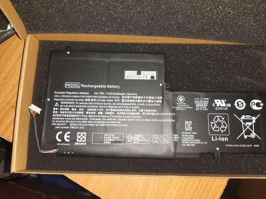 Hp pavillion 15 battery pk03xl image 2