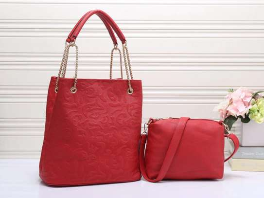 2 in 1 Leather Handbag image 1