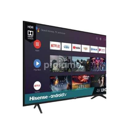 Hisense 55 inches Android Smart UHD-4K Digital TVs series 8 image 1