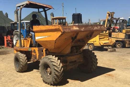 Equipment & Machinery Thwaites Dumper image 4