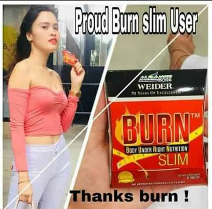 Burn slim for weight loss