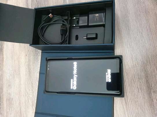 Samsung Galaxy Note 8 Black 256 Gb In Prestine Condition image 1