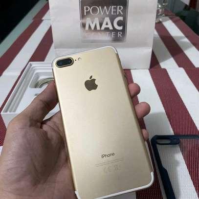 Apple Iphone 7 Plus | Gold 256 Gigabytes image 1