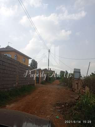 0.05 ha commercial land for sale in Kinoo image 3