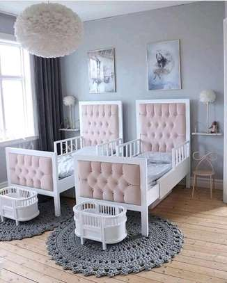 Twin Children Beds image 1