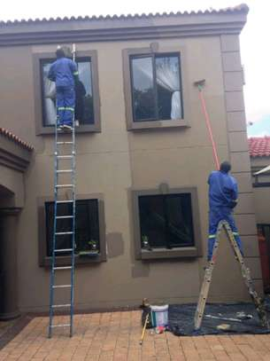We do Building/Painting/Paving/Roofing/Plumbing/Dry wall/Damp proofing & General Handymen Services image 1