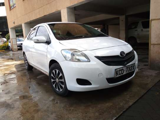 Toyota Belta for Hire