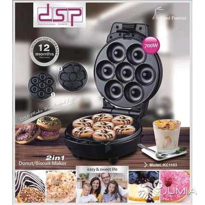 DSP 2in1 donut/biscuit maker image 1