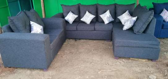 L- Shape( 6Seater)+ 2Seater image 1