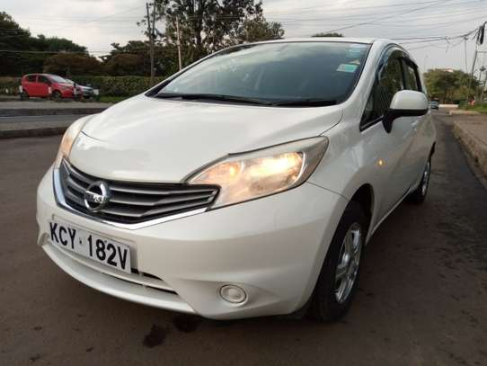 Nissan Note 1.4 image 8