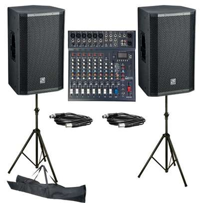 Public Address System (Complete Package - For Sale) image 1