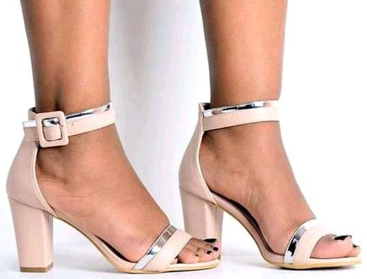 Chunky open shoes image 1