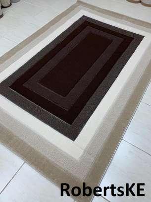 brown white carpet image 1