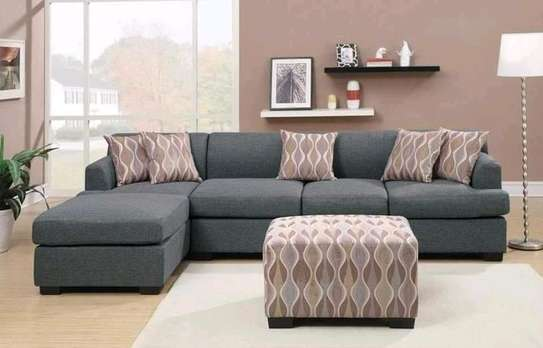 L- Shape Sofa image 1