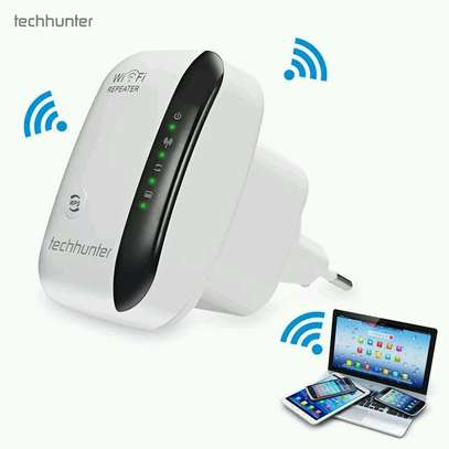 Wireless-WIFI Repeater 300M image 1