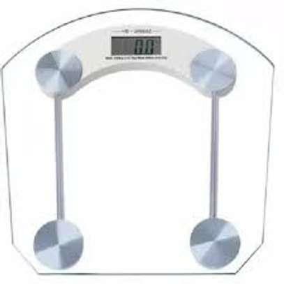 Digital Bathroom Weighing Scale image 1