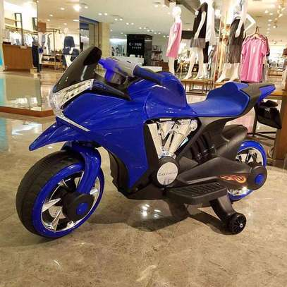 Rechargeable Electric Battery Toy Motorbike