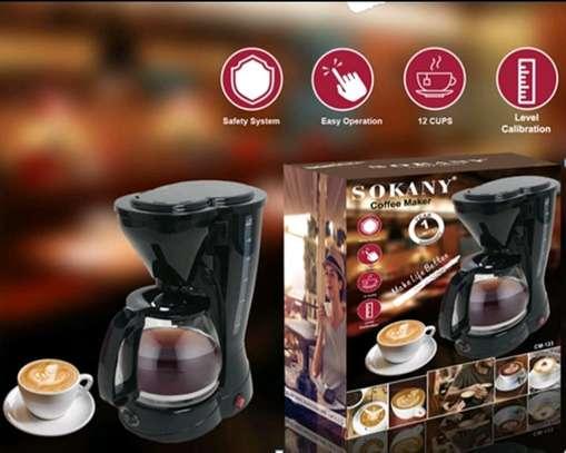 Sokany coffee maker image 1