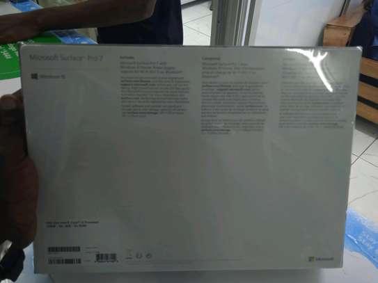 Microsoft Surface Pro 7 10th Gen Core i3 Original Sealed, in shop. image 2