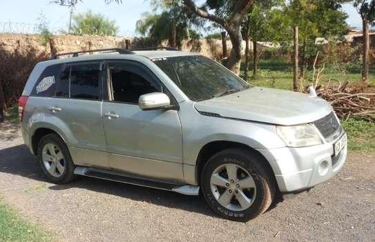 Suzuki escudo for hire image 1