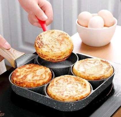 4 Slot Pancake pan on offer image 1