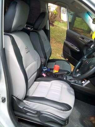 SUBARU CAR SEAT COVERS image 2