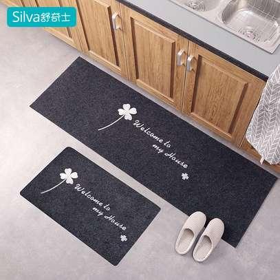 2 in 1 Kitchen long mat/bedside mat/corridor mat image 4