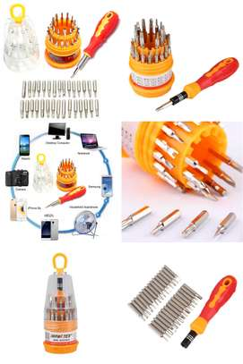 31-In-1 Screw Driver Set image 4