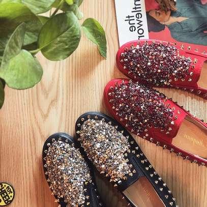 Spike fancy shoes image 1