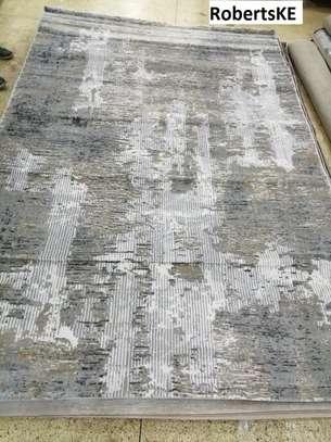 Durable Elegant non-skid persian carpet image 3