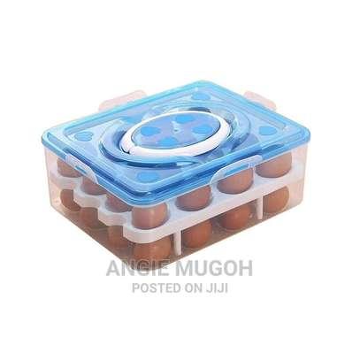 Egg Storage Box 32pcs image 1