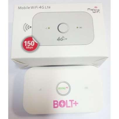 Bolt MIFI 4G LTE ROUTER E5573C- AIRTEL,SAFARICOM,TELKOM image 1