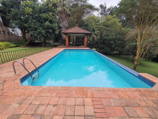 KSH 150 000 PER MONTH   1 BEDROOM HOUSE TO RENT IN MUTHAIGA image 1