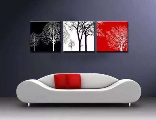 Tagged Art on Canvas image 3