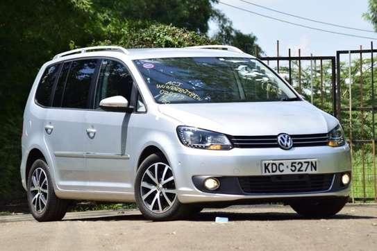 VW Touran 2014 1400cc image 2