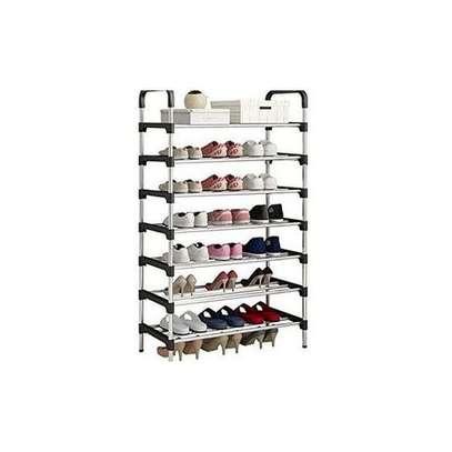 7 tier multi purpose Shoe Rack image 1