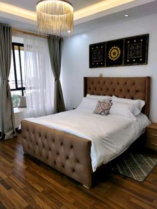 Two bedrooms apartment fully furnished kilimani for rent image 10