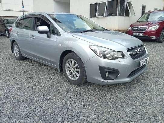 Subaru Impreza image 13