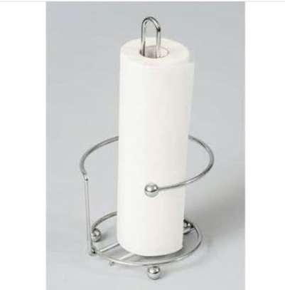 metallic tissue holder image 1