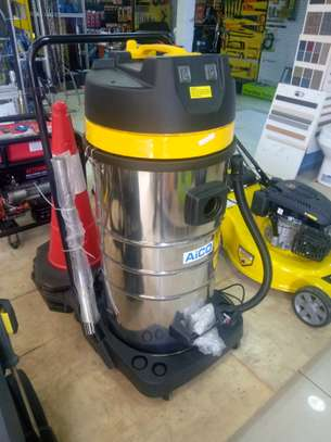 100L AICO wet and dry vacuum cleaner image 2