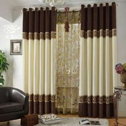 EXECUTIVE CURTAINS TO FIT YOUR HOME image 1