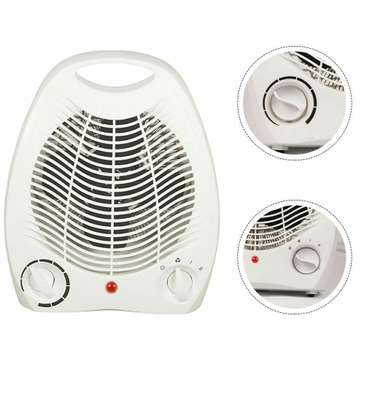 Speed Fan Heater Portable Electric Space Heater Warmer Household Room image 1