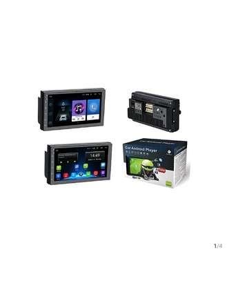 New Car Android Radio With Usb, Bluetooth, Fm Radio, Youtube image 1
