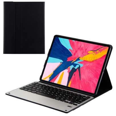Bluetooth Keyboard Case For iPad Pro 11 inch 2018 Removable Wireless Keyboard PU Leather Tablet Stand Cove image 4