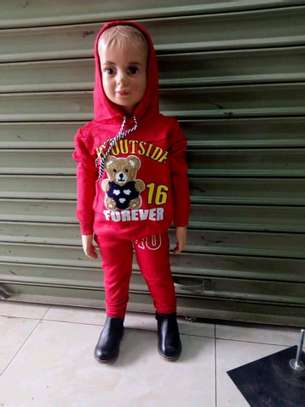 Kids clothes/Tracksuit image 9