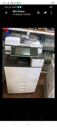 Unbeatable offers on ricoh aficio mpc2003 colored photocopier image 2