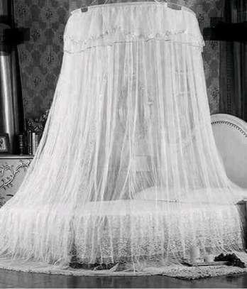 Circular mosquito nets image 2