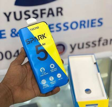 NEW TECNO SPARK 5 BEST OFFERS image 1